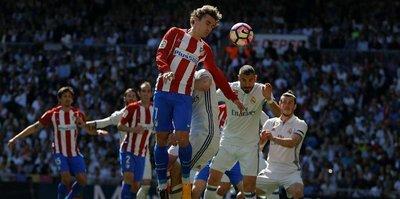 Madrid derbisinin kazananı yok!