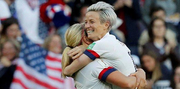 Kadınlar Dünya Kupası'nda son 16'ya kalan son ekipler belli oldu