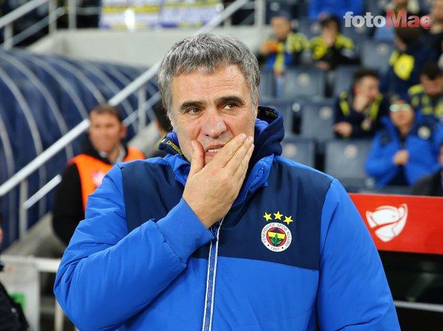 Fenerbahçe'de sözleşmesi feshediliyor! Ali Koç'un transferi...