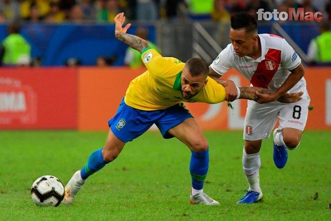 Brezilya - Peru maçından kareler...