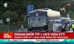Beşiktaş kafilesi stadyuma ulaştı! | İşte o görüntüler