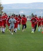 Demir Grup Sivasspor kupa maçına hazır