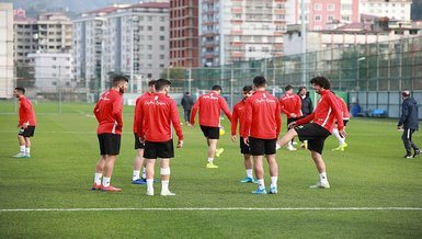 Rizespor Konyaspor hazırlıklarını sürdürdü