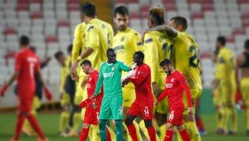 Sivasspor tek golle mağlup!