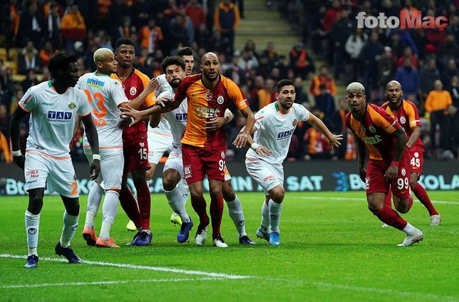 Galatasaray'ın golü VAR'a takıldı! Çıldırtan Fenerbahçe detayı