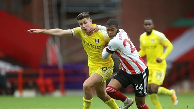 Sheffield United 1-1 Fulham | MAÇ SONUCU