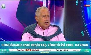 Gökhan Gönül ve Caner Erkin Beşiktaş'tan neden ayrıldı? Erol Kaynar açıkladı