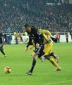 Evkur Yeni Malatyaspor - Beşiktaş maçından notlar