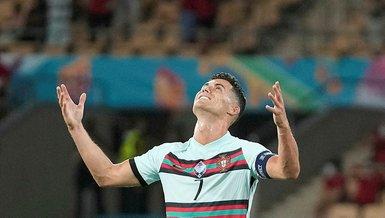 EURO 2020's best 11 revealed, top scorers Ronaldo, Schick out