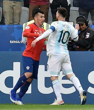 Arjantin Kupa Amerika'yı 3. bitirdi