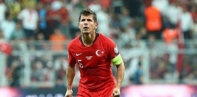 Emre Belözoğlu'nda kırık şoku!