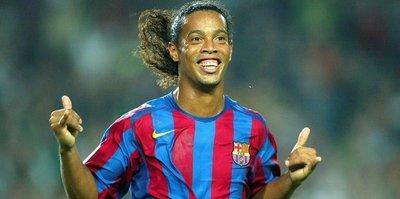 Hapishanedeki Ronaldinho şovlarını sürdürüyor!