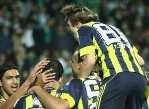 Bursaspor - Fenerbahçe Spor Toto Süper Lig 10. hafta maçı
