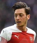 Belli oldu! Mesut Özil önümüzdeki sezon...