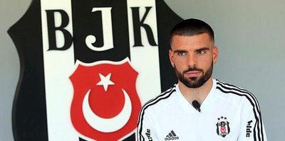 Beşiktaş'ın yeni transferi Rebocho: Hırs istek arzu bende hepsi var
