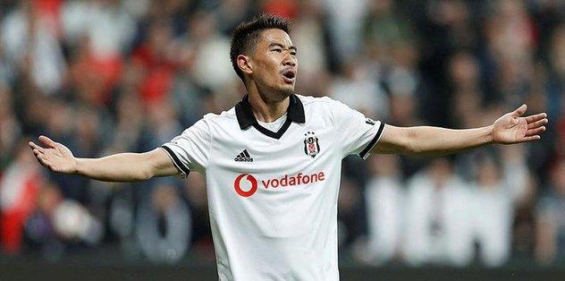 Kagawa: Beşiktaş'a gelmek en doğru kararım