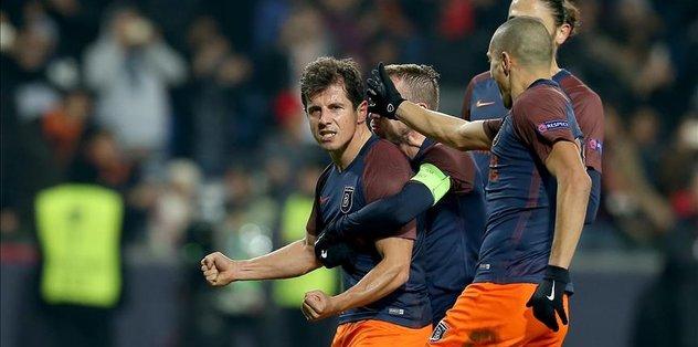 Basaksehir bids farewell to Europa League