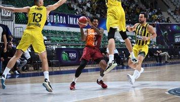 Basketbol derbisinde kazanan G.Saray oldu!