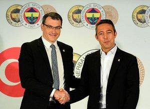 Fenerbahçe Başkanı Ali Koç'tan İngiltere'de dev transfer operasyonu! İşte o fotoğraf