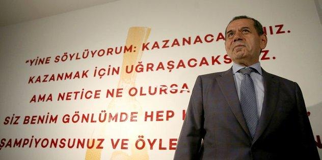 Dursun Özbek'ten Terim açıklaması