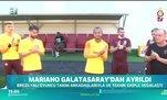 Mariano Galatasaray'a veda etti! İşte ilk sözleri