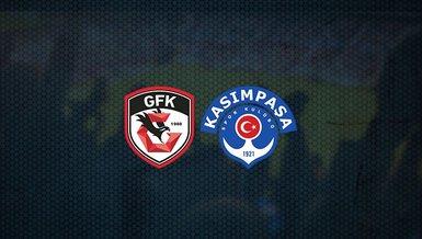 Gaziantep FK - Kasımpaşa maçı ne zaman, saat kaçta ve hangi kanalda canlı yayınlanacak?   Süper Lig