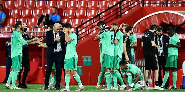 Real Madrid'den taraftarlarına şampiyonluk uyarısı! - Futbol -