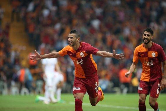 Galatasaray'ın en değerli oyuncusu Garry Rodrigues