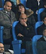 UEFA'dan Guardiola'ya men cezası