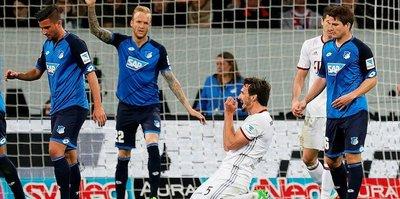 Hoffenheim'dan sürpriz sonuç!