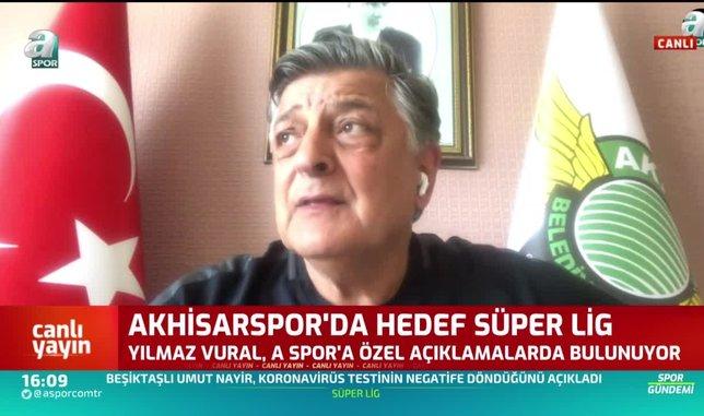 1594907293817 - Akhisarspor'da Yılmaz Vural: Allah bize Fatih Terim şansı versin