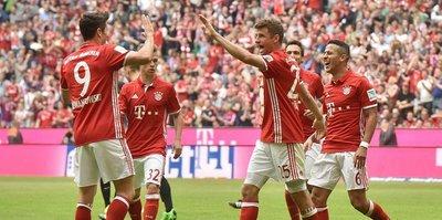 Bayern'in affı yok!