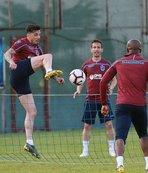 Trabzonspor, Kayserispor maçı hazırlıklarına başladı