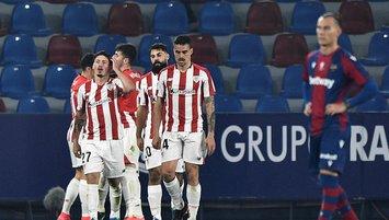 Barcelona'nın finaldeki rakibi A. Bilbao!