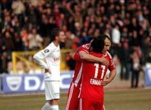 Sivasspor - Manisaspor (TSL 22. hafta)