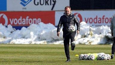 Son dakika spor haberleri: Beşiktaş'a Rachid Ghezzal müjdesi! Takımla çalışmalara başladı