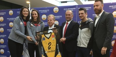 VakıfBank Voleybol Takımı'na yeni sponsor
