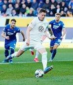 Weghorst hat-trick yaptı Wolfsburg kazandı!