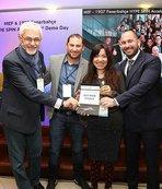 Türkiye'nin ilk spor inovasyon programında şampiyonlar belli oldu