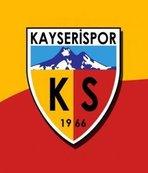 """Kayserispor'dan TFF'ye """"maç programı"""" başvurusu"""