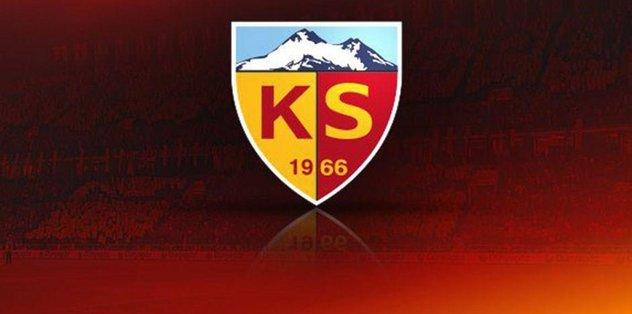 Kayserispor yeni sezon formasını tanıttı - Futbol -