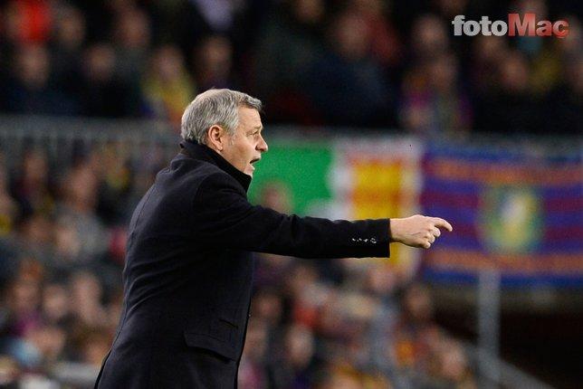 Barcelona - Lyon maçından kareler!