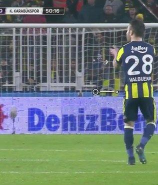 Önce ıslıklandı, sonra golü attı! Mehmet Topal...