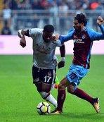 Beşiktaş formasıyla açılışı derbide yaptı!