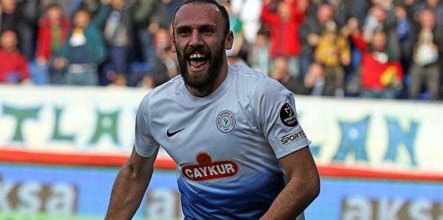 Fenerbahçe'nin Vedat Muriç aşkı!
