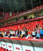 Arnavutluk maçının biletleri satışta