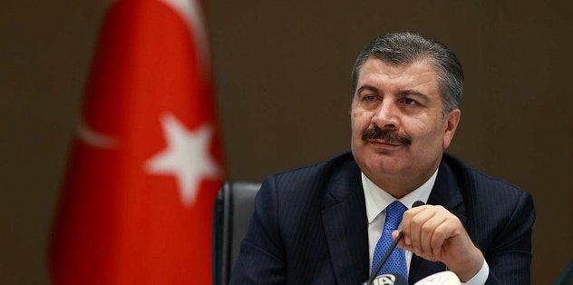 Sağlık Bakanı Fahrettin Koca güncel corona virüsü rakamlarını açıkladı (13 Ağustos)