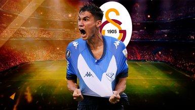 Son dakika spor haberi: Menajeri doğruladı! Pablo Galdames adım adım Galatasaray'a