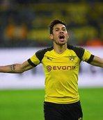 Borussia Dortmund Hannover'i rahat geçti