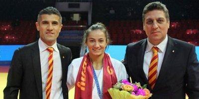 Galatasaraylı judocuya büyük onur